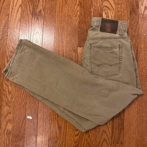 American Eagle Outfitters Tan Jeans Straight 29/32